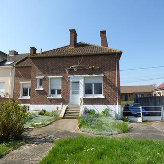 Maison à rénover IZEL LES EQUERCHIN 110 m² ()
