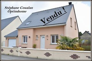 Maison contemporaine BOURGBARRE 102 m² ()