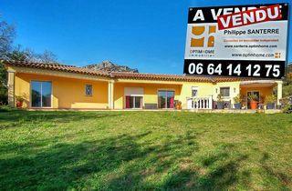 Villa SAINT HIPPOLYTE DU FORT 362 m² ()