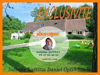 Maison de campagne VERNEUIL SUR AVRE 108 m² ()