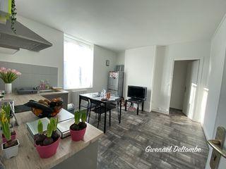 Appartement rénové LENS 25 m² ()
