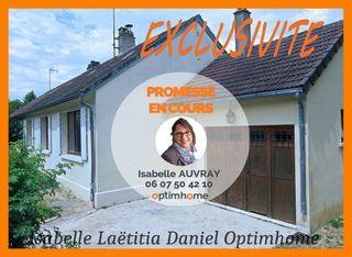 Maison individuelle VERNEUIL SUR AVRE 97 m² ()