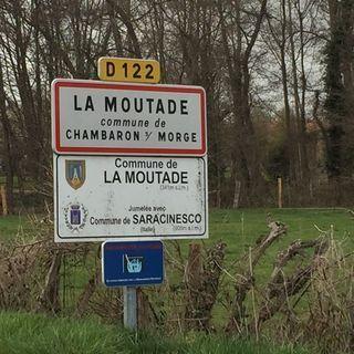 Terrain constructible LA MOUTADE  ()