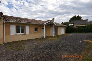 Maison plain-pied CASTRES GIRONDE 92 m² ()
