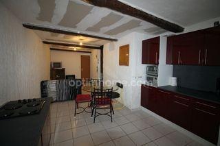 Appartement ancien LA ROQUEBRUSSANNE 61 m² ()