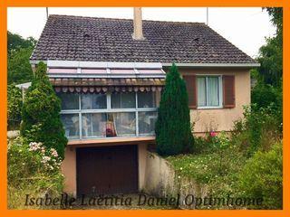 Maison individuelle VERNEUIL SUR AVRE 60 m² ()