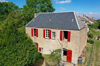 Maison SAINT LEGER VAUBAN 113 m² ()