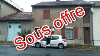 Maison de village MONTIGNY DEVANT SASSEY 80 m² ()