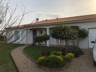 Maison plain-pied MESCHERS SUR GIRONDE 113 m² ()