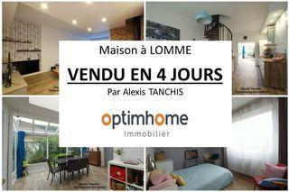 Maison contemporaine LOMME 180 m² ()