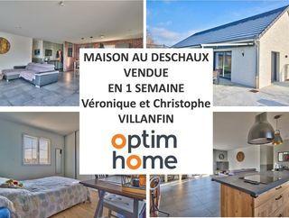 Maison plain-pied LE DESCHAUX 100 m² ()