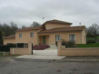 Maison contemporaine SAINT MARTIN DE JUSSAC 165 m² ()