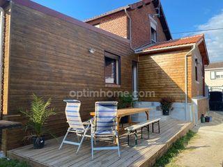 Maison en résidence BIACHE SAINT VAAST 95 m² ()
