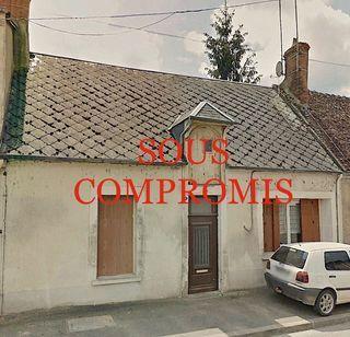 Maison de village ISSOUDUN 90 m² ()