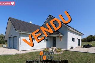 Maison à ossature bois VILLERSEXEL 130 m² ()