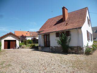 Maison individuelle GUEUGNON 96 m² ()
