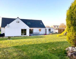 Maison à ossature bois PLOUMILLIAU 183 m² ()