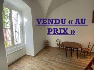 Appartement en rez-de-jardin MARSEILLE 6EME arr 26 m² ()