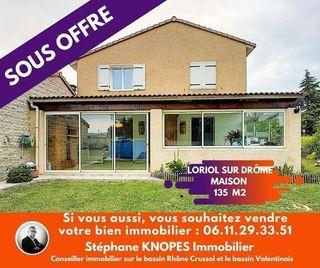 Maison LORIOL 135 m² ()