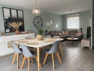 Maison semi plain-pied BIACHE SAINT VAAST 90 m² ()