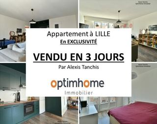 Appartement LILLE 47 m² ()