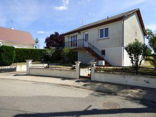 Maison VILLENEUVE SUR ALLIER 103 m² ()