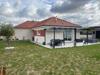 Maison plain-pied NOIRON SOUS GEVREY 105 m² ()