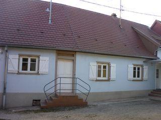 Maison vigneronne SCHARRACHBERGHEIM IRMSTETT 85 m² ()