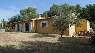 Maison individuelle VILLECROZE 130 m² ()