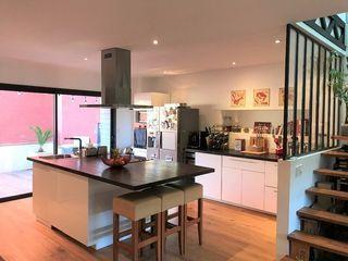 Maison contemporaine LE BOUSCAT 120 m² ()