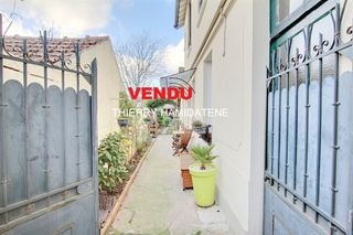 Maison bourgeoise COLOMBES 75 m² ()
