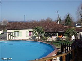 Maison plain-pied RAZAC SUR L'ISLE 107 m² ()
