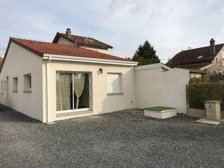 Maison plain-pied SAINT DIZIER 75 m² ()