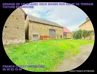 Corps de ferme FOLLES 130 m² ()