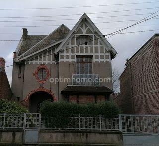 Maison de caractère WALINCOURT SELVIGNY 122 m² ()