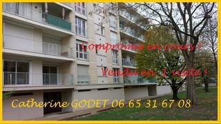 Appartement EPERNON 39 m² ()