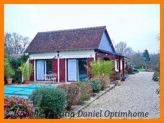 Maison individuelle VERNEUIL SUR AVRE 110 m² ()