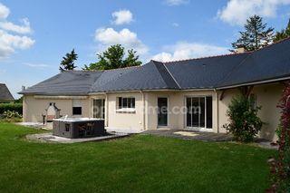 Maison plain-pied MARTIGNE BRIAND 162 m² ()