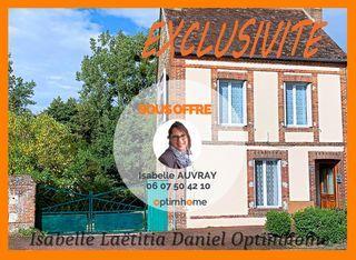 Maison individuelle VERNEUIL SUR AVRE 52 m² ()