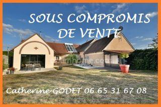 Maison BAILLEAU L'EVEQUE 103 m² ()