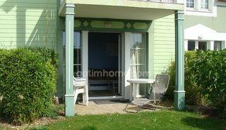 Appartement en rez-de-jardin FORT MAHON PLAGE 35 m² ()