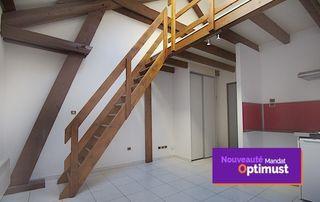 Appartement rénové REIMS 24 m² ()