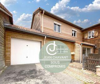 Maison à ossature bois SAINT GENEST MALIFAUX 120 m² ()
