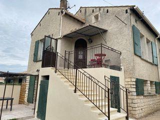 Maison SAINT VICTOR LA COSTE 84 m² ()