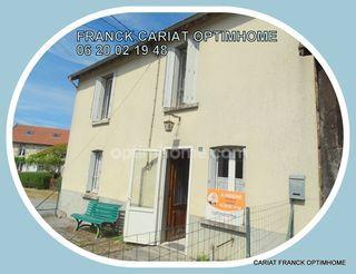Maison de village SAINT PRIEST LA PLAINE 102 m² ()