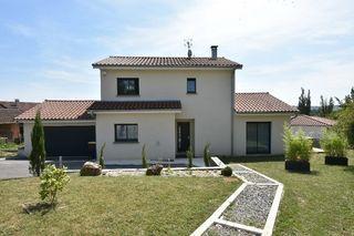 Maison individuelle SAINT GERMAIN SUR L'ARBRESLE 155 m² ()
