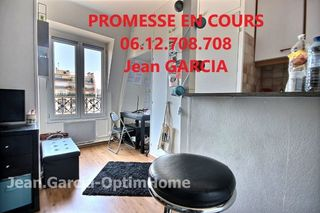 Studio PARIS 16EME arr 18 m² ()