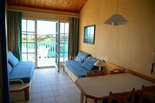 Appartement en résidence TALMONT SAINT HILAIRE 28 m² ()