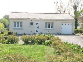 Maison TALMONT SAINT HILAIRE 76 m² ()