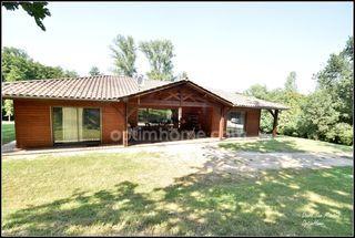 Maison à ossature bois LA ROMIEU 157 m² ()